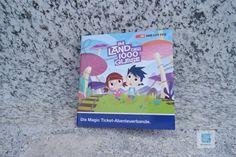 OeBB Beilage Bahn, Ticket, Magic, Books, Travel, Lifestyle, Childhood, Switzerland, Cards