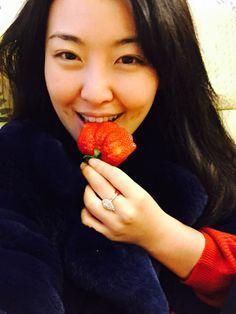 Elle LC Love strawberry
