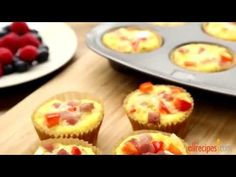Paleo Recipes - How to Make Omelet Muffins - YouTube