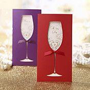 Casamento elegante convite Set-de 50 (mais co... – BRL R$ 158,71