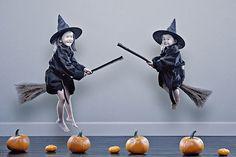 Creative children's photoshoot