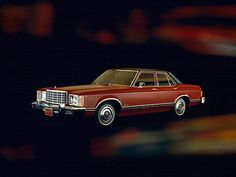Ford Granada Sedan (1975). I bought this in '75 and it was my favorite car ever.