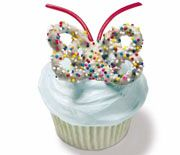 great idea for cupcake topper!