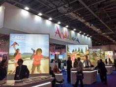 World Travel Market 2014 y #Andalucía como siempre presente  para atraer turistas a nuestra tierra!