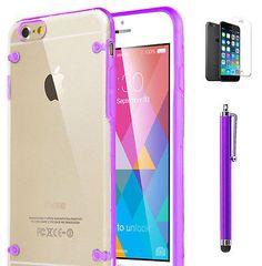 Para Iphone Samsung Galaxy A Prueba De Golpes Resistente híbrido de goma teléfono duro funda Protectora