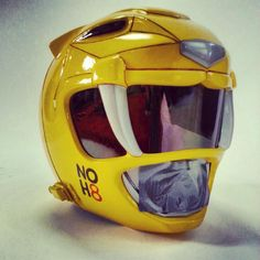HELMET - Power Ranges - Mighty Morphin 恐竜戦隊ジュウレンジャー, Kyōryū Sentai Jūrenjā