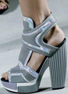 #Rodarte S/S 2013 Shoes
