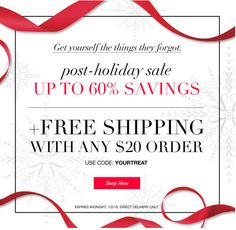 Free shipping offer valid for direct delivery order only. To redeem, select standard shipping and enter coupon code: YOURTREAT, expires midnight, 01/02/2015 www.youravon.com/awelshans #avon #discountcode 3freeshipping