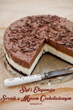 http://www.mojewypieki.com/przepis/sernik-z-musem-czekoladowym sernik z musem czekoladowym