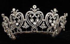 Manchester tiara, V&A Museum