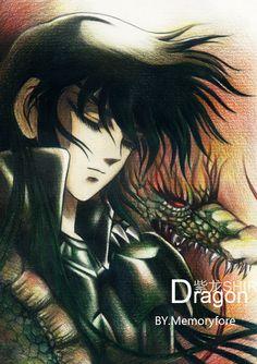 Dragon Shiryu SAINT SEIYA by memoryfore.deviantart.com on @deviantART