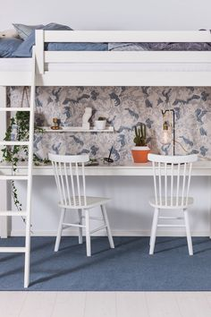 Bildresultat för loftsäng svenska hem