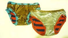 Fabulous Underwear Duo Tinderbox Panties by SparrowAndAsh on Etsy, $13.00