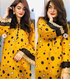 Beautiful Pakistani Dresses, Pakistani Dresses Casual, Pakistani Bridal Dresses, Pakistani Dress Design, Casual Dresses, Pakistani Clothing, Pakistani Models, Indian Dresses, Elegant Dresses