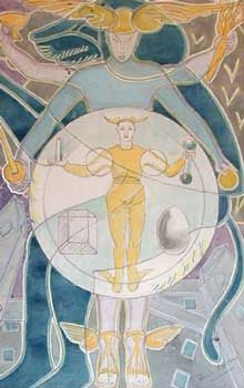 Book of Thoth, The magician