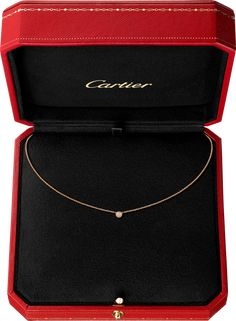 Cute Jewelry, Jewelry Necklaces, Jewellery, Cartier Necklace, Ring Bracelet, 18k Rose Gold, Or Rose, Pink And Gold, Diamond Cuts