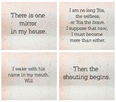 Divergent & Insurgent beginning & ending lines ~Divergent~ ~Insurgent~ ~Allegiant~