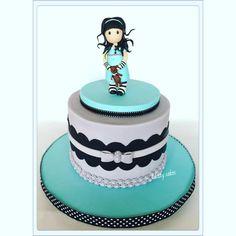 Gorjuss cake by Llady