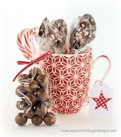 5 hostess gifts Ideas   A Spoonful of Sugar