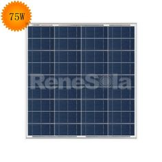 QXPV 75W Polycrystalline Solar Panels,China - ReneSola - Green Energy Products