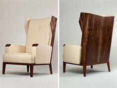 This morning's blog on New England designer David Rasmussen - lovely stuff