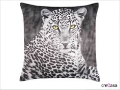 =cmCasa= 3236  Cheetah Throw Pillow Case/Cushion Cover