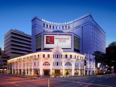 Rendezvous Hotel Singapore is centrally located in Singapore, steps from The Cathay and minutes from Singapore Management University. This 4-star hotel is close to Haji Lane and Chinatown Heritage Center. http://www.lowestroomrates.com/Singapore-Hotels/Rendezvous-Hotel-Singapore.html?m=p #RendezvousHotel #Singapore