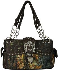 Almost sold out! Get yours today! #camo #fashionista #handbags