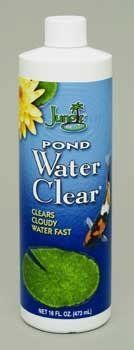 2 Pack Pond Clear Liquid 16oz (Catalog Category: Aquarium / Pond Conditioners Remedies) by Original Equipment Manufacturer. $64.20. Pond Clear Liquid 16oz.  Pond Water Clear Clears Cloudy Water Fast,Clears cloudy water conditions in new ponds and pond water that has been stirred up from adding water, cleaning or rain shower agitation Settles suspended clays and silts in water by clumping them together for removal by siphoning or filtration,Remove activated carbon from fi...