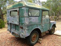 "Land Rover Series 1 80"" (1951) - Royal Visit 1954 For Sale"