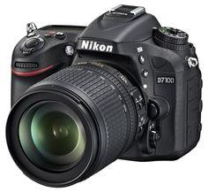 Nikon d7100 - 11000 kr Elgiganten