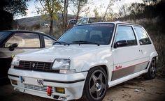 Renault 5 Gt Turbo, Retro Cars, Super Cars, Vehicles, Motors, French, Sport, Cars, Deporte