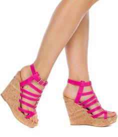Indyanna Wedge Sandal