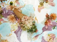 Ice Cream In Spring