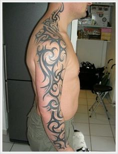 tattoo tattoos art design style tribal picture image22 http://www.tattoo-designiart.com/tribal-tattoos-designs/tribal-tattoo-design-6/