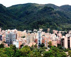 <p>3: Bogota</p>