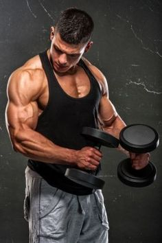 Fitness Training Tips: Big Arms Fast: 4 Week Specialization Workout Planet Fitness Workout, Fitness Herausforderungen, Fitness Motivation, Muscle Fitness, Fitness Fashion, Cardio Workout At Home, Workout Schedule, Fun Workouts, At Home Workouts