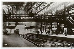 GJ Photographic Old Nottingham Photos Nottingham Station, Old Train Station, Train Stations, Diesel, Electric, Steam Railway, College Station, Model Trains, Abandoned Places