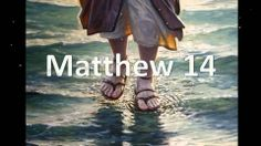 Learning from our Lord part 3 - It is I, be not afraid - Nick White (+pl...