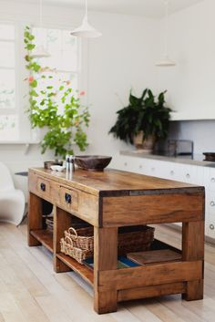 Kitchen Island Bench Ideas