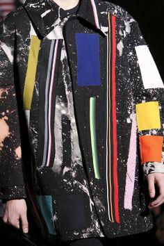 Raf Simons: menswear fall/winter 2014-2015