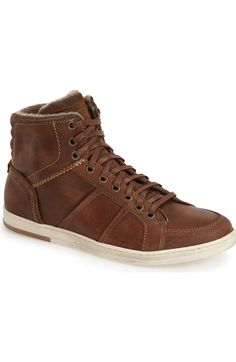 Dune London Scotch' High Top Sneaker (Men)