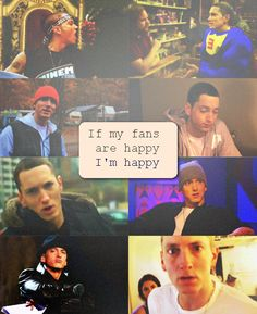 This is one of the reasons why I love eminem <3