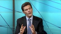"Dr. Oz: ""Acestea sunt analizele care iti pot salva viata"" Dr Oz, Hibiscus, Suit Jacket, Breast, Dr. Oz, Jacket, Suit Jackets"