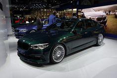 Изюминка от Alpina на IAA 2017: D5 S - быстрейший дизель в мере  Самый быстрый дизель в мире стал изюминкой от Alpina на Франкфуртском автосалоне 2017. С максимальной скоростью 286 км/ч новый BMW Alpina D5 S превзошел все другие дизельные модели, выпускаемые серийно в мире, и принес ещ�
