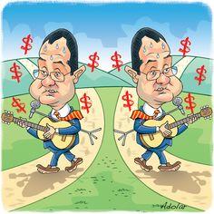 Lu Alckmin usou aeronaves do governo mais vezes do que todos secretários de Geraldo Alckmin juntos