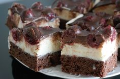 Calzone, Tiramisu, Cheesecake, Sweets, Baking, Ethnic Recipes, Helsinki, Cook, Cakes