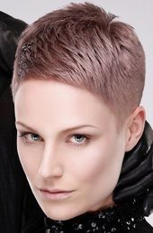 Short Buzzed Hair, Buzzed Hair Women, Short Pixie Haircuts, Women Pixie Cut, Short Hair Cuts For Women, Short Hairstyles For Women, Pixie Cut Styles, Short Hair Styles, Funky Hairstyles