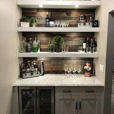 "PlankandMill 3"" Reclaimed Barnwood Peel and Stick Wall Paneling in Mixed Gray/Brown & Reviews 