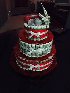 Money Creation, Diy Xmas Gifts, Money Cake, Way To Make Money, Diys, Creative, Desserts, Christmas, Crafts